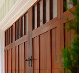 Product category lifestyle screens for Garage door repair port charlotte fl